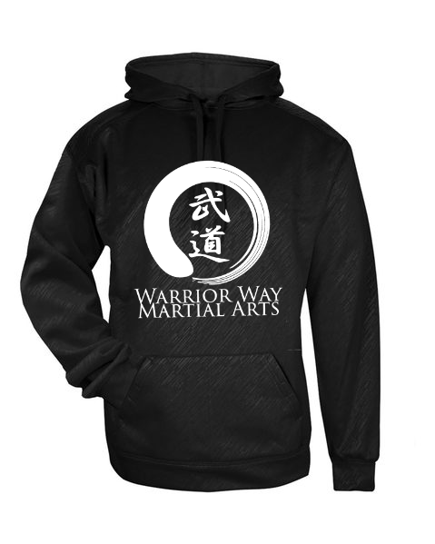 We're also offering a TON of awesome Warrior Way Martial Arts apparel, including hoodies, zip-ups, sweat pants, hats, blankets, bags, and more here!