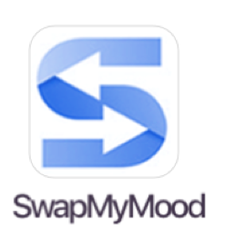 logo for swapMymood