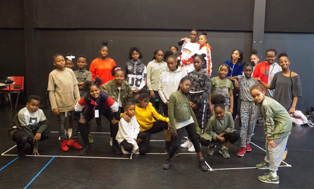 Steppaz Performing Arts Academy - Performers -   SESSION