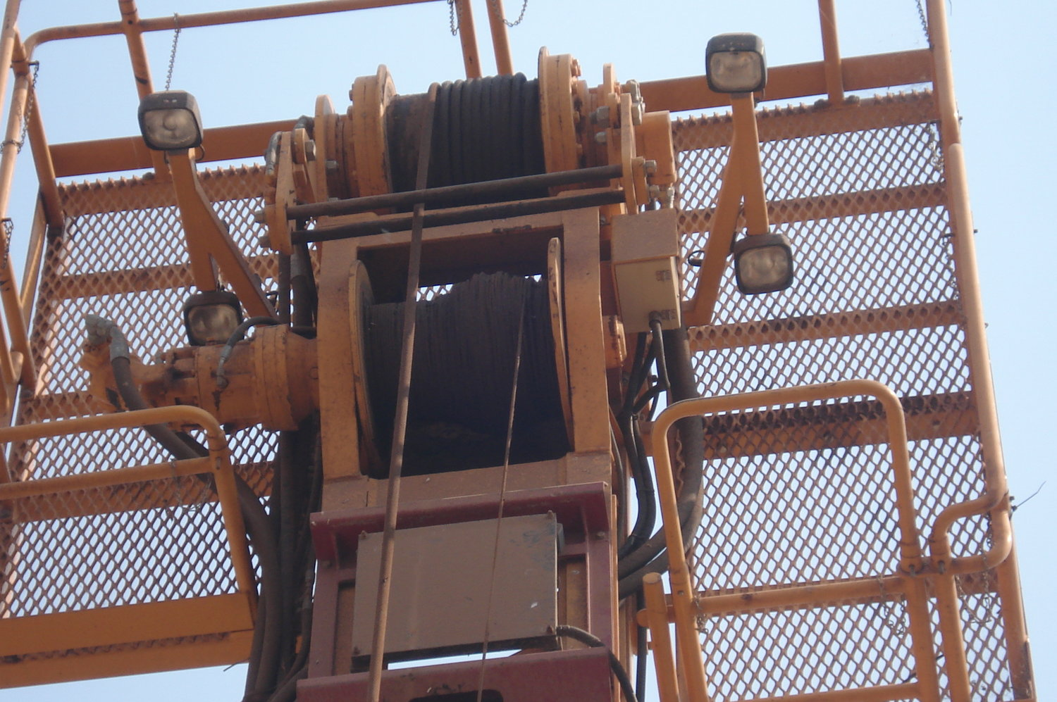 Wire rope properties — DrillSafe