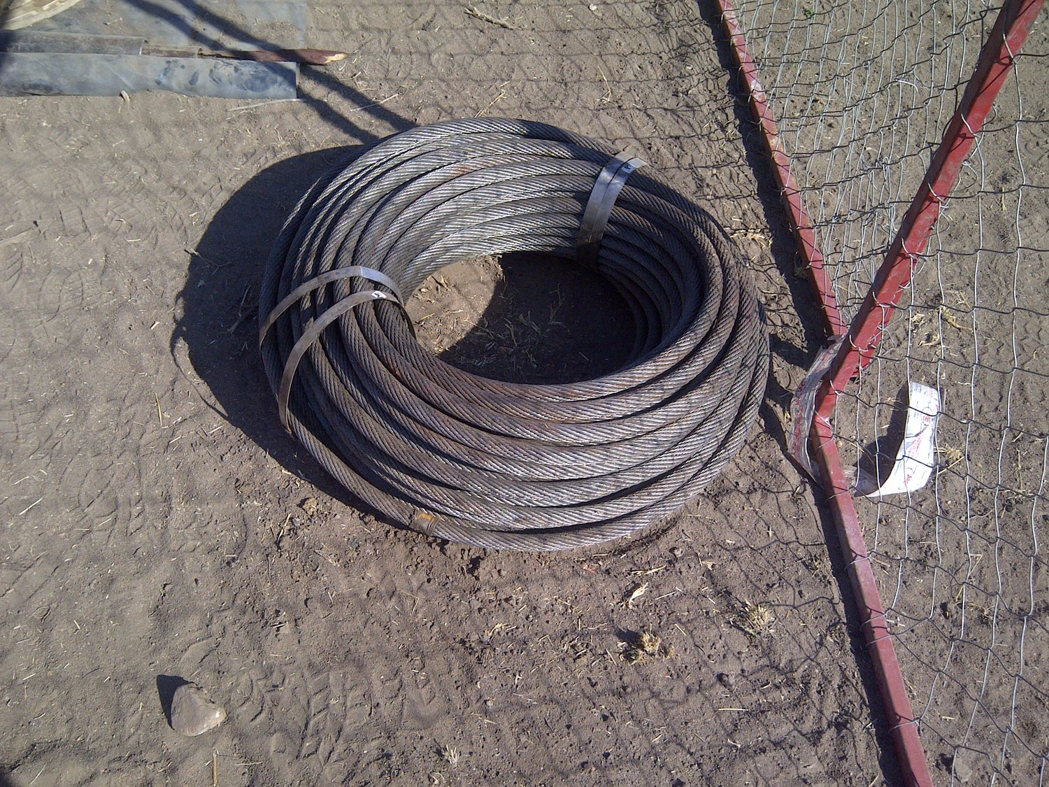 Wire rope selection — DrillSafe