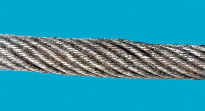 Increased rope diameter