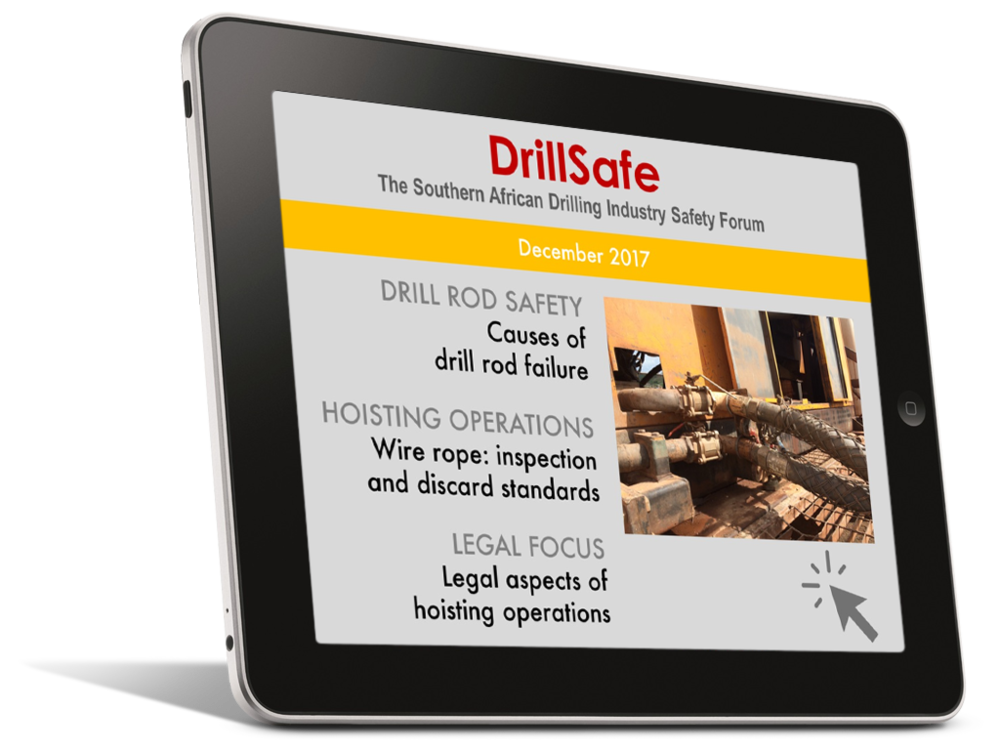 DrillSafe December 2017 iPad