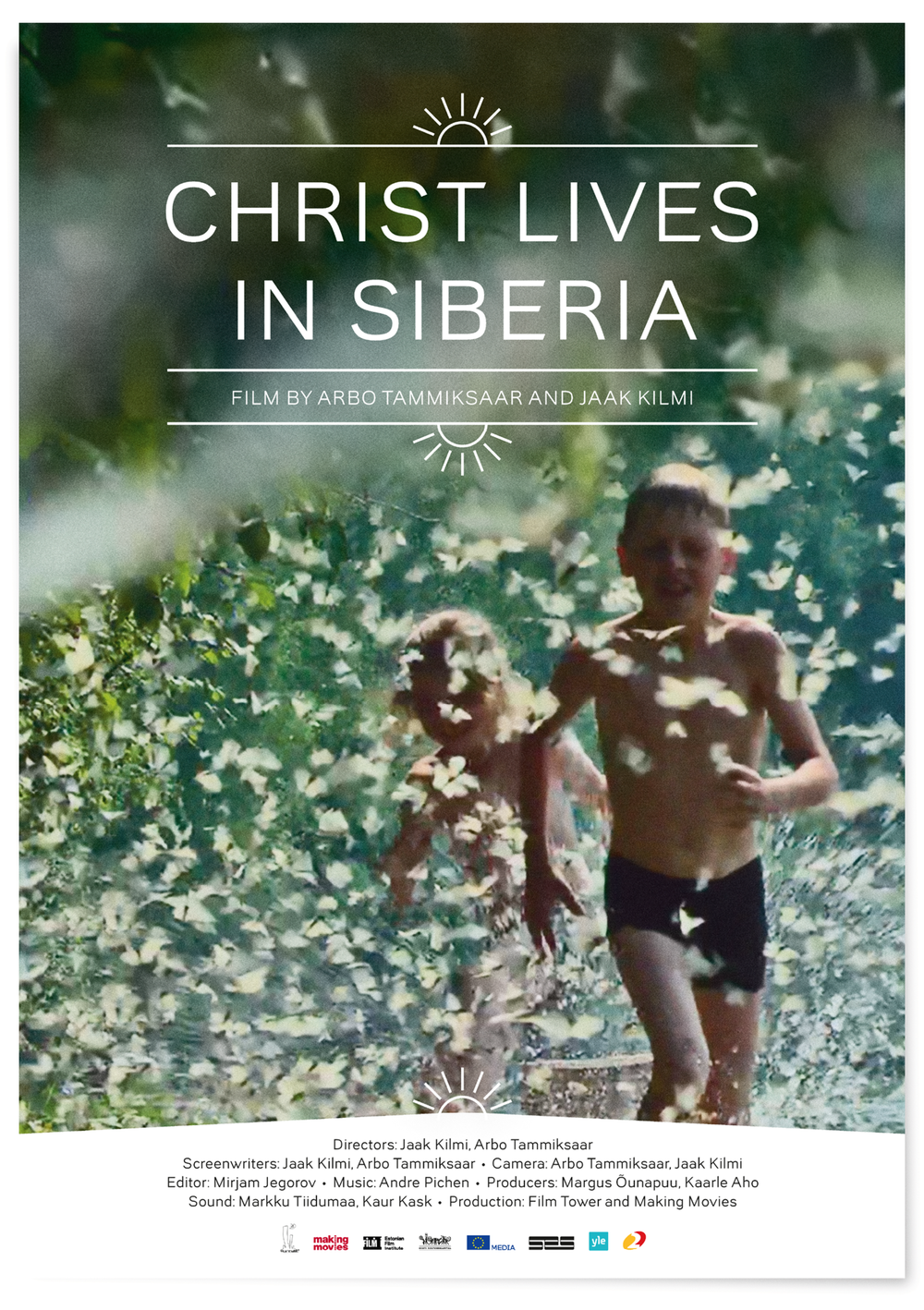 CHRIST LIVES IN SIBERIA