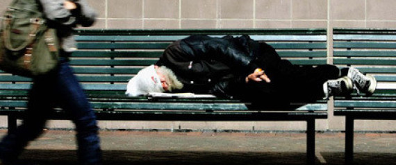 Homeless and Faceless The Huffington Post