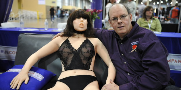 Electric Dreams: Sex Robots The Huffington Post