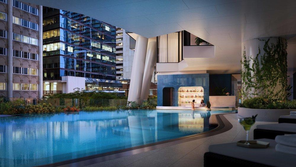 The Westin  Brisbane  Marriott International