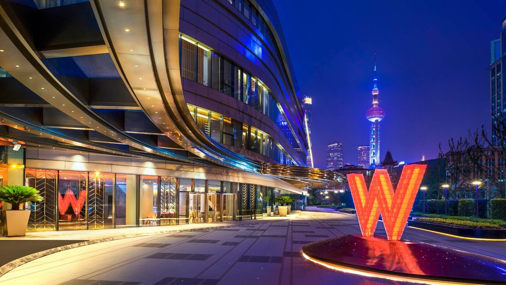 W  Shanghai The Bund  Marriott International