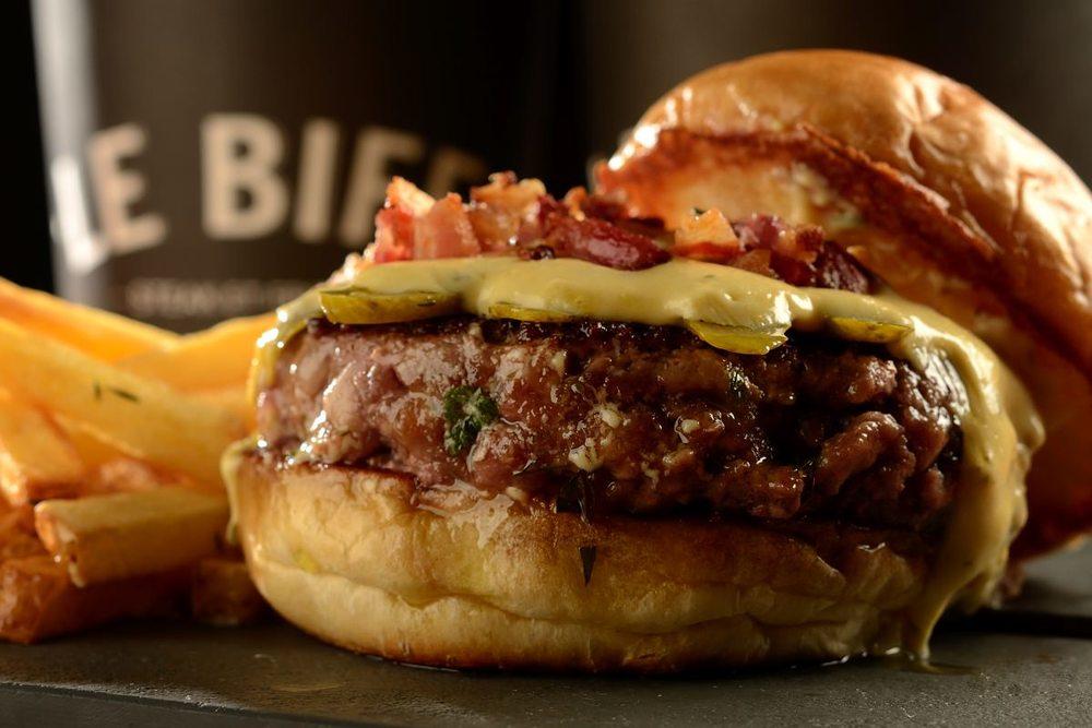 Burger Le Bife