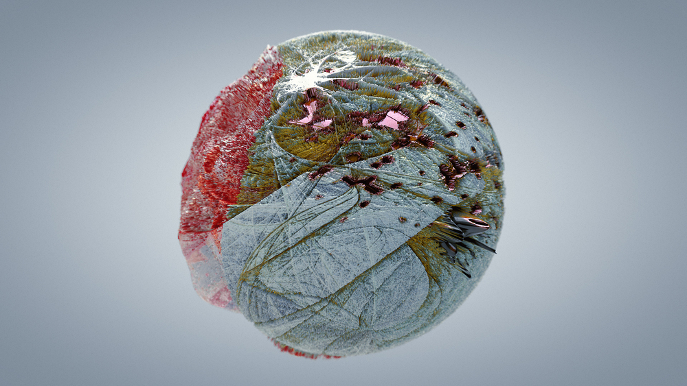 I Like Sphere [#54] - Luna park