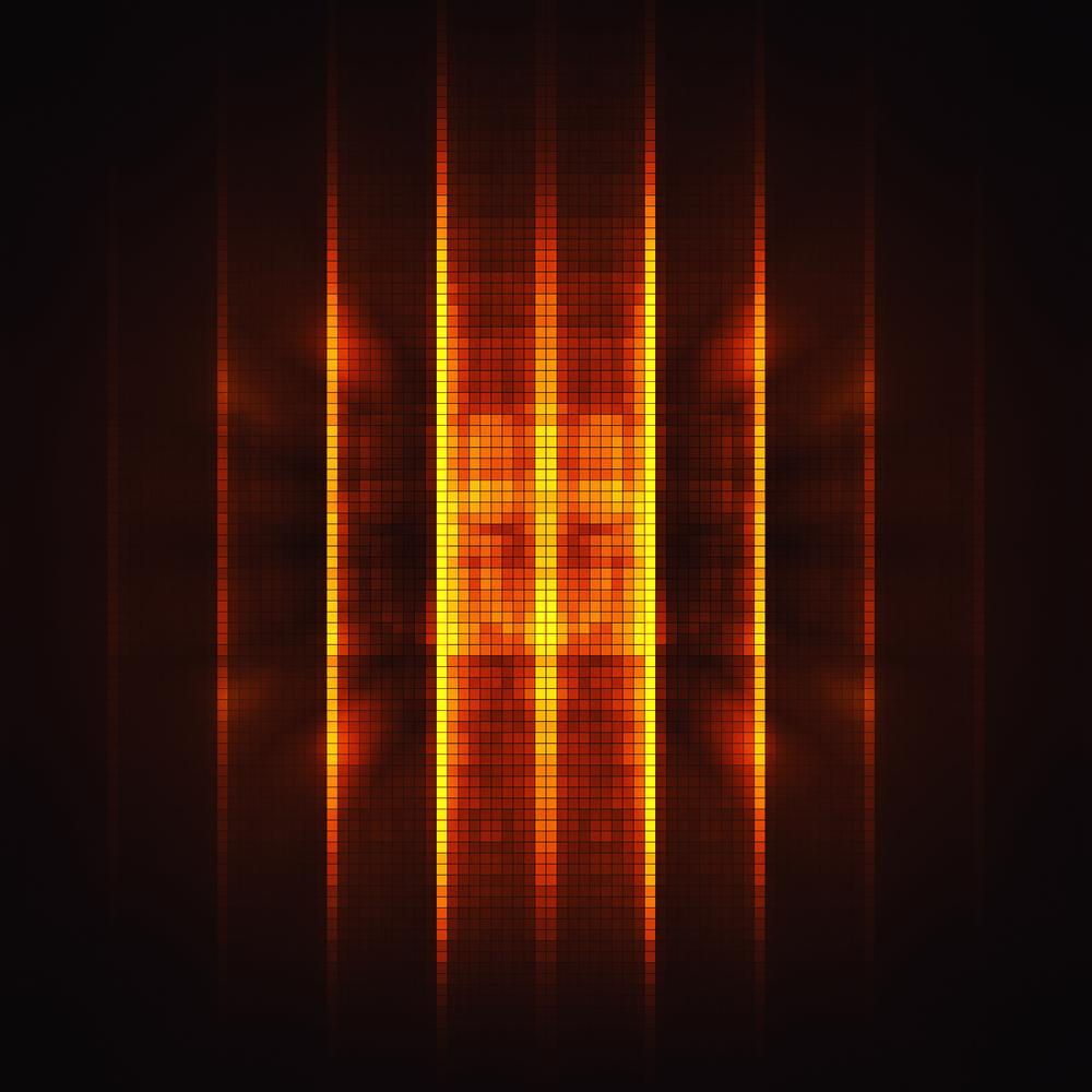 Fractality [#144] - Pixelate