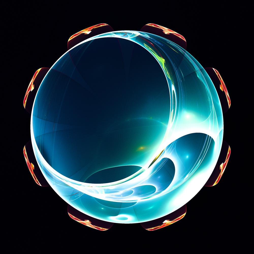 Fractality [#97] - Cap Glow
