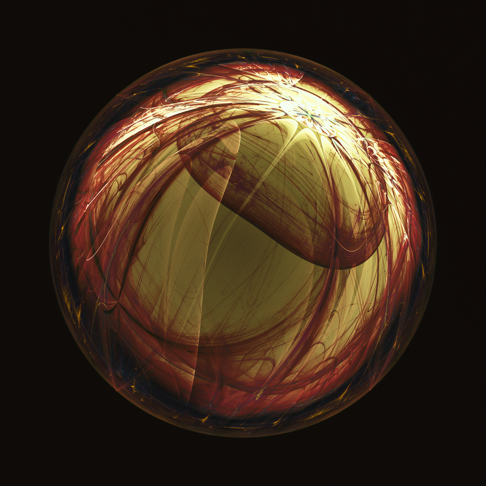Fractality [#88] - Iris