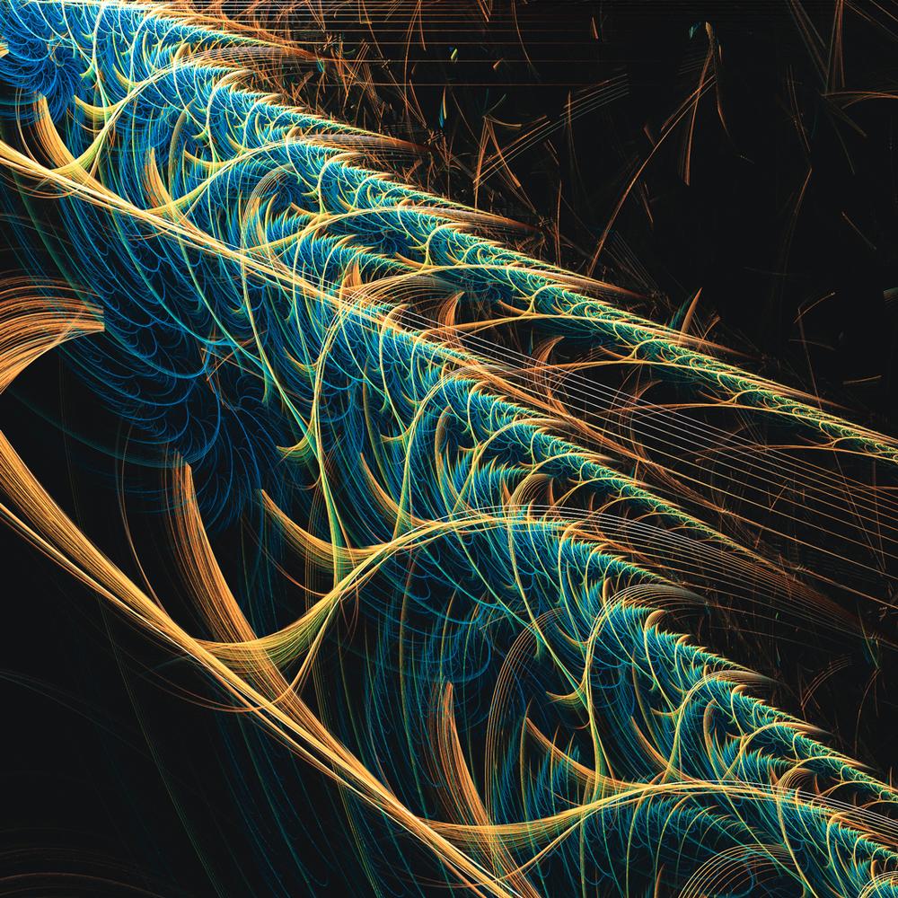 Fractality [#37] - Fibers