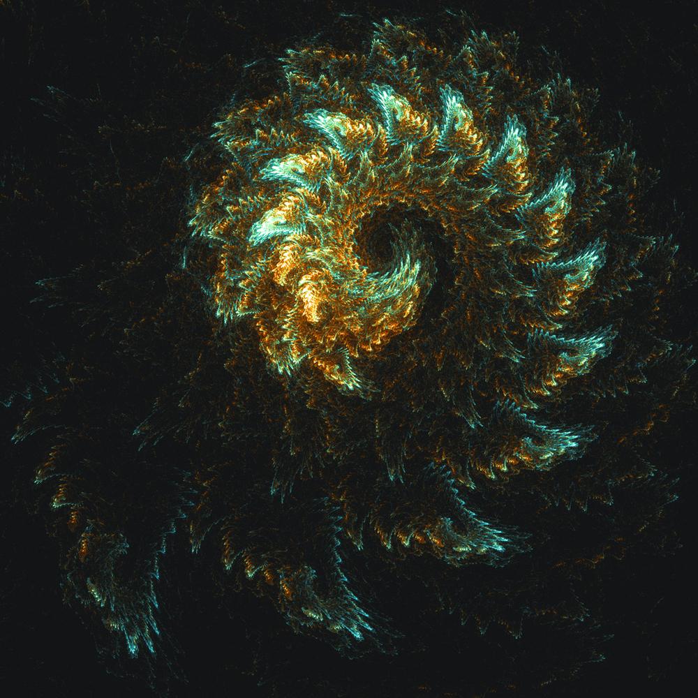 Fractality [#16] - Spiral