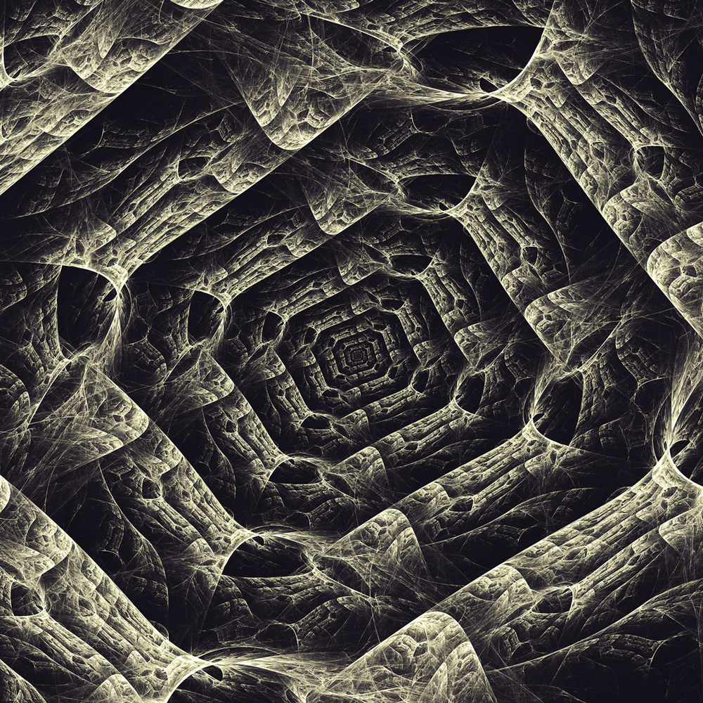 Fractality [#14] - Spider nest