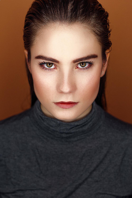 Portrait [#1] - Anna
