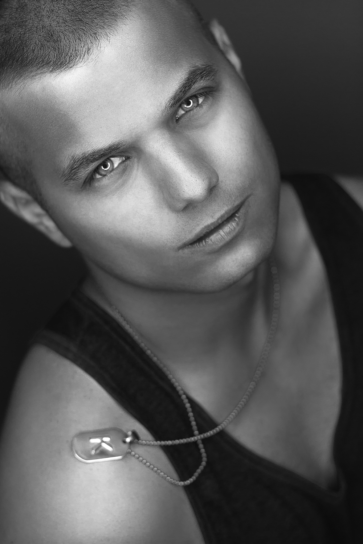 Portrait [#21] - Konstantinos