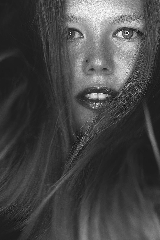 Portrait [#43] - Vasiliki