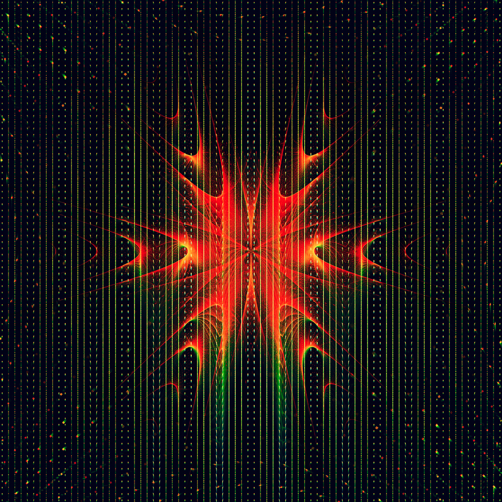 Fractality [#166] - Matrix