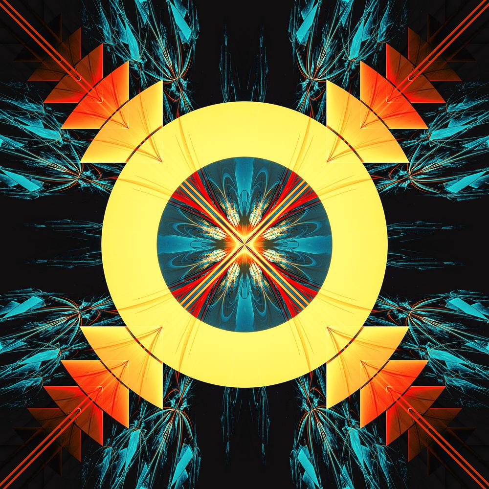 Fractality [#173] - Centrifuge