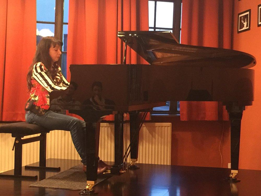 Masterclass Eliane Rodrigues 24/9/2016