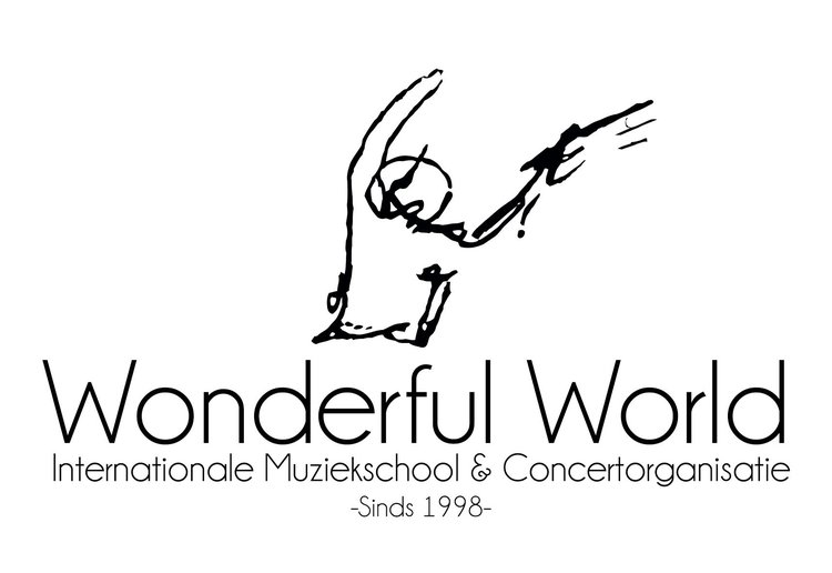 Internationale Muziekschool & Concertorganisatie Wonderful World