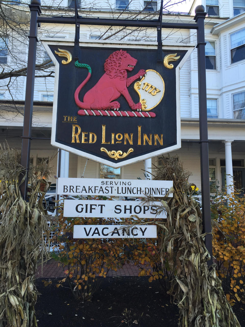 The Red Lion Inn Stockbridge Ma