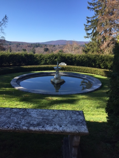 The gardens at Naumkeag Stockbridge Ma