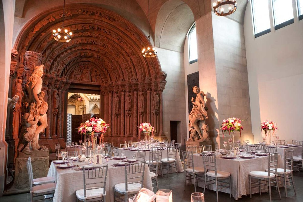 Sara Kovel Events Harvard Art Museum Wedding