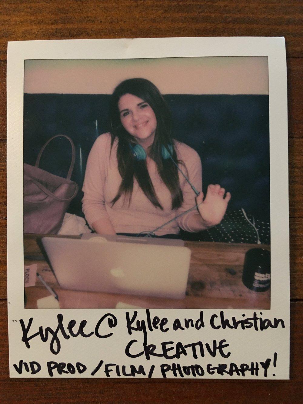 Kylee Leonetti - Kylee and Christian Creative, GirlCreative, Leonetti Confetti