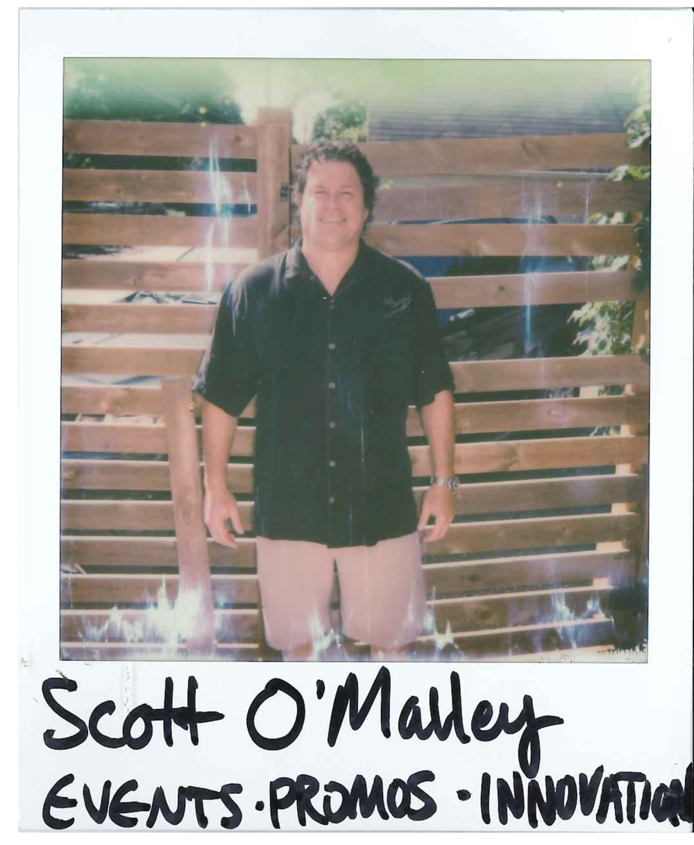 Scott O'Malley  -  Alive & Social Network , Events, Promos and Innovation