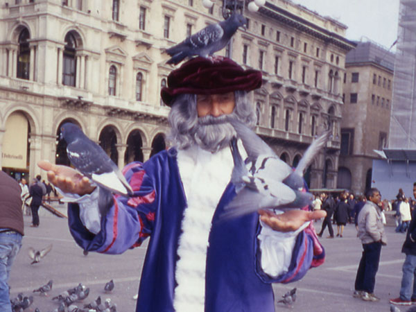Jim spent time in Italy in full costume to get into Leo's creative mindset. Did you know that he was an animal rights activist?