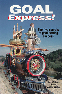 Goal Express!    $9.95 Paperback, 84 pages  Kindle, Nook, iBook editions, $2.99