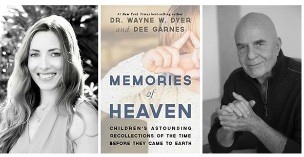 "Dee Garnes, Co Author of the Book ""Memories of Heaven"""