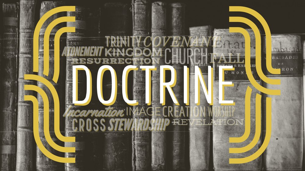 Current Series   Doctrine    Learn More