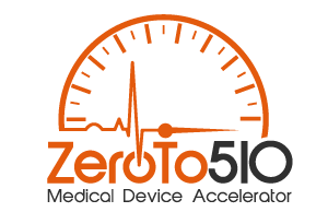 ZeroTo510 medical device accelerator