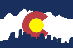 Colorado flag, top 5 states to be a nurse, nursing, employment
