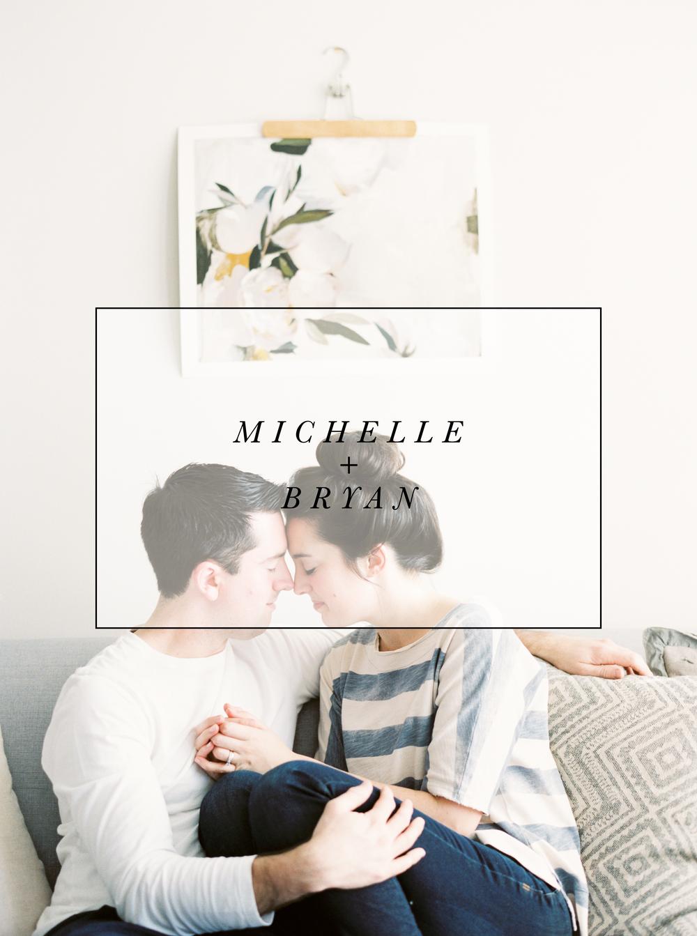 Michelle & Bryan | Jessica Scott Photography