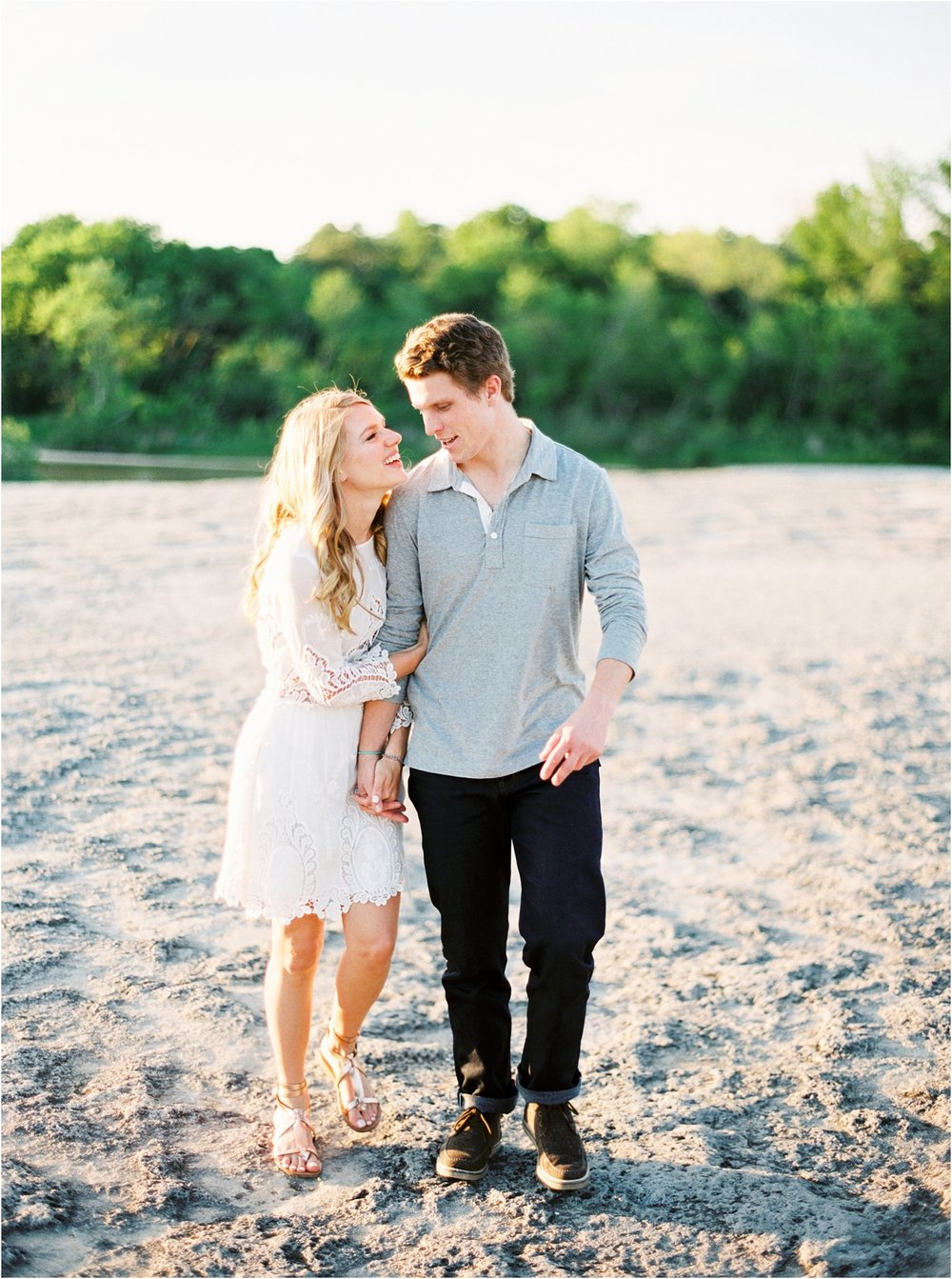 Austin Engagement Photography | Jenny + Marshall | Jessica Scott Photography