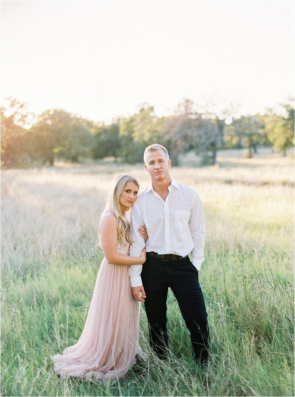 Texas Hill Country Engagement Session | Jessica Scott Photography