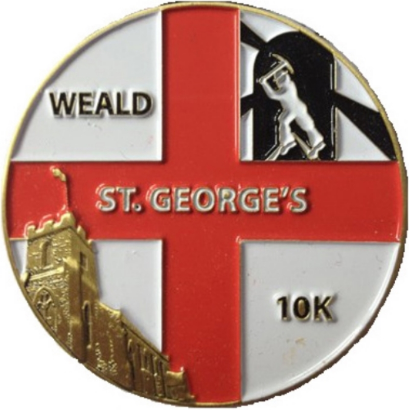Weald St Georges 10k