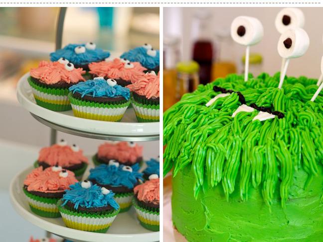 Baby Kids Shaws 1st Birthday Party Ampersand Design Studio