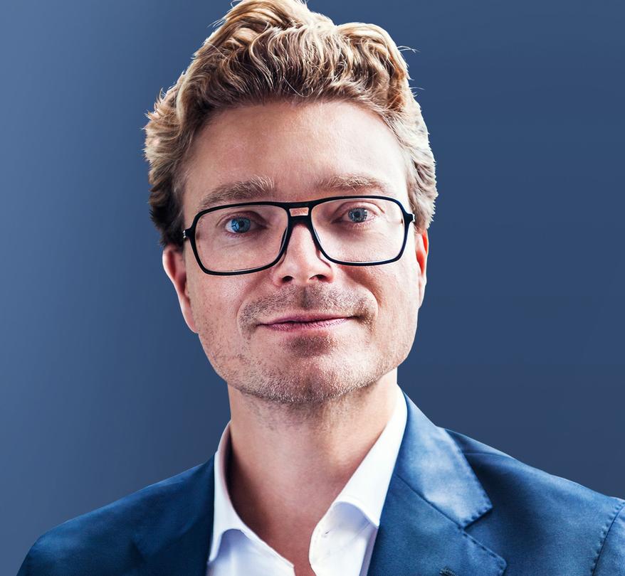 Vi räddar svenska företag - Johan Lund, Styrelseledamot & grundare