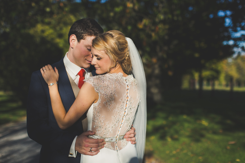 Autumn Wedding at Ballymagarvey Village