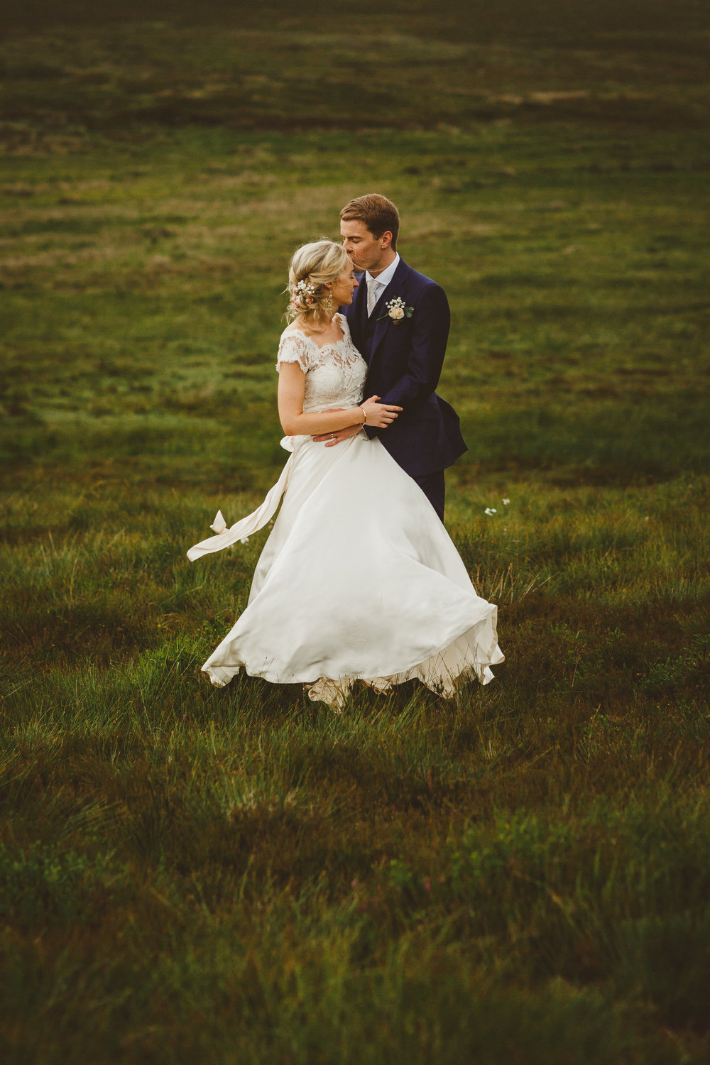Summer Wedding at Finnstown House