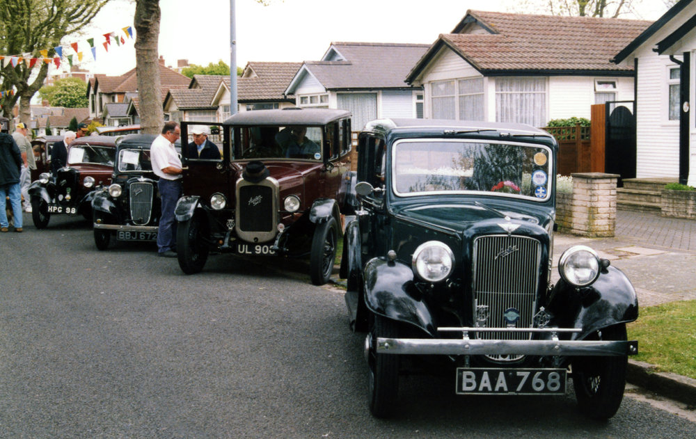 Austin Motor Co. cars, 2003