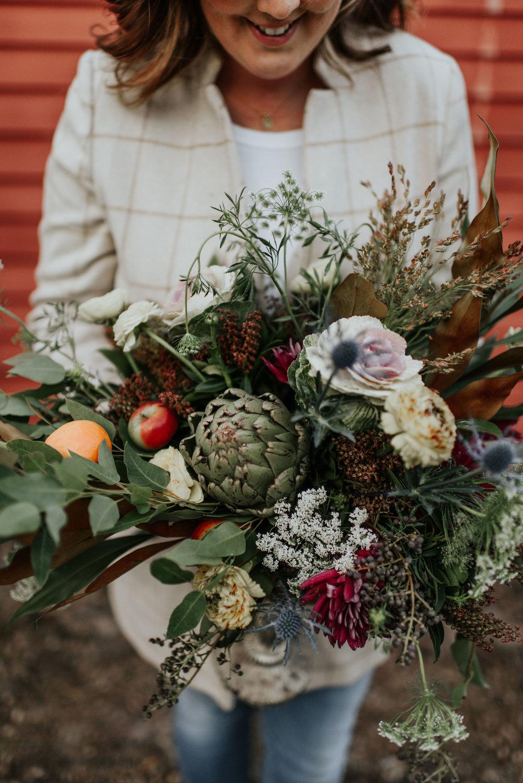 Thanksgiving Centerpiece_Kate Murtaugh Events & Design