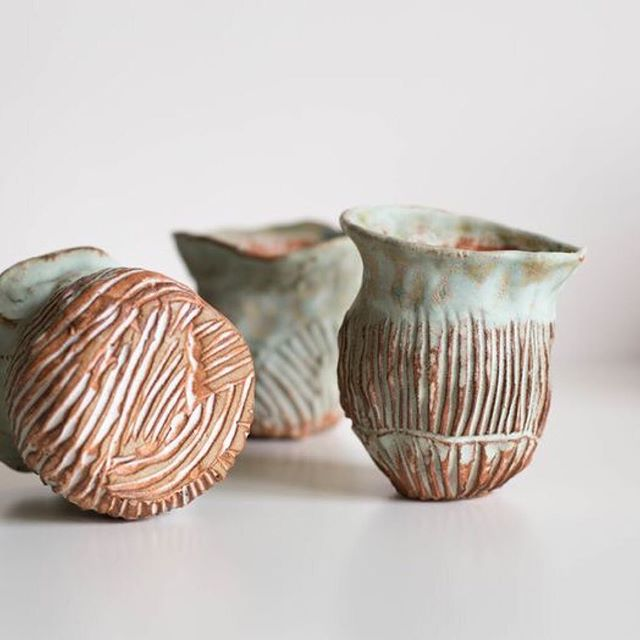 Beautiful, organic pinch pots by @spakoclay - just two left! Give one, keep one! 🌾 Free shipping on all orders ends tomorrow. Use code FREESHIP at checkout to redeem.