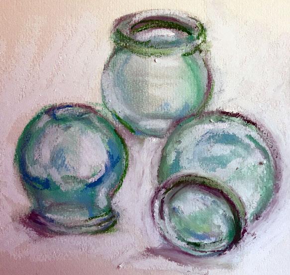 Cups, © Eileen Zegar 2017